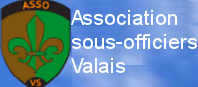 Site officiel de l'Association suisse des sous-officiers section valaisanne